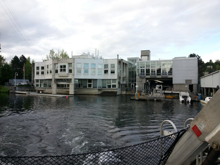 Picture of the King County Environmental Lab
